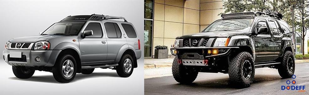 پاترول بهتر است یا رونیز ؟ مقایسه جامع دو خودرو برای آفرود
