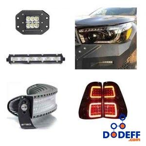 چراغ خودرو و پروژکتور